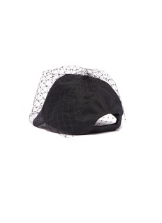 Bernstock Speirs Veil net panel baseball cap