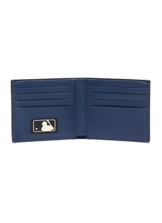 Gucci x Major League Baseball NY Yankees™ embroidered leather bifold wallet