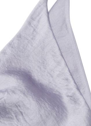 3b51e7350c76 ALEXANDERWANG.T | 'Wash & Go' halterneck satin slip dress | Women ...