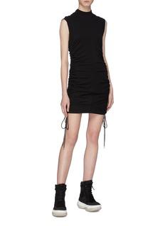 alexanderwang.t Ruched side sleeveless dress