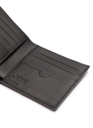 Detail View - Click To Enlarge - LOEWE - 'Puzzle' colourblock leather bifold wallet