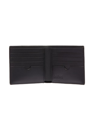 Figure View - Click To Enlarge - LOEWE - 'Puzzle' colourblock leather bifold wallet