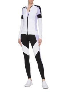 MONREAL 'Racer' colourblock performance leggings