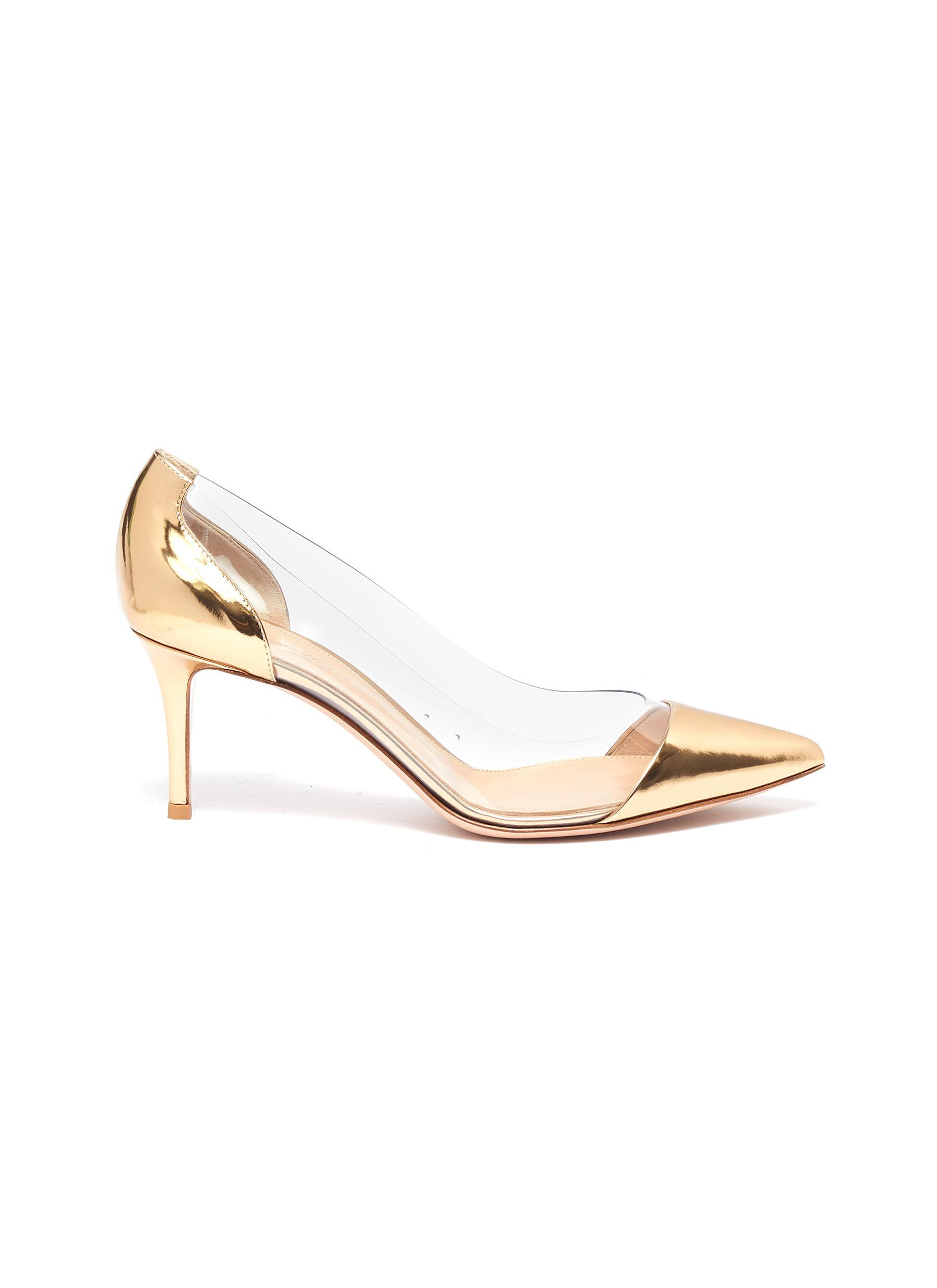 be3ae245016 Gianvito Rossi.  Plexi 70  ...