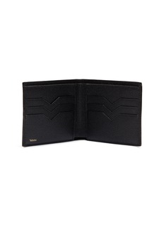 Valextra Leather bifold wallet – Black