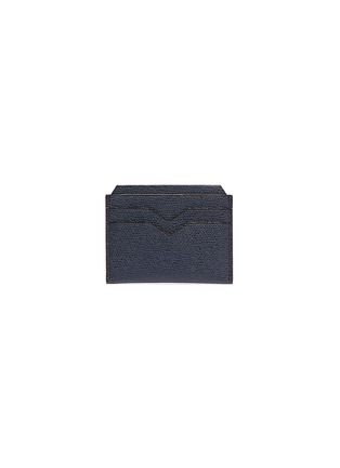 Main View - Click To Enlarge - VALEXTRA - Leather card holder
