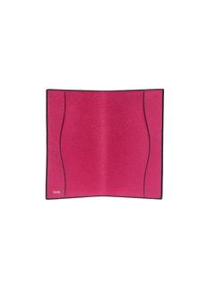 Valextra Leather passport holder