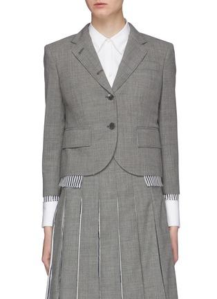 2ec0148a9870 Thom Browne Women - Jackets - Shop Online