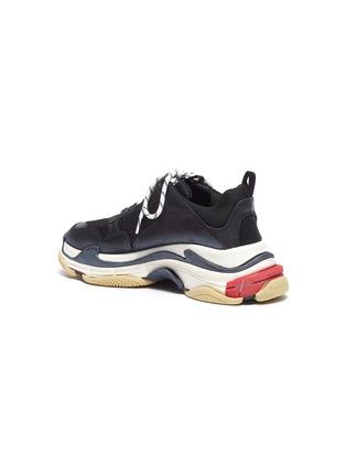 - Balenciaga - 'Triple S' stack midsole mesh sneakers