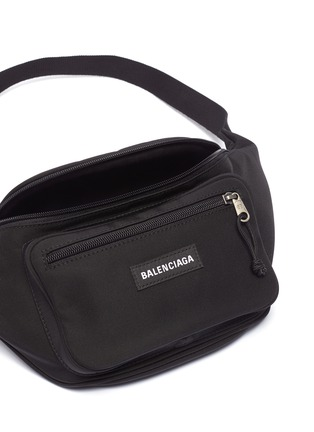 Detail View - Click To Enlarge - BALENCIAGA - 'Explorer' belt bag