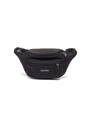 Main View - Click To Enlarge - BALENCIAGA - 'Explorer' belt bag