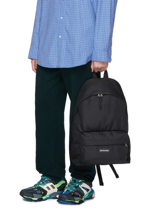 Figure View - Click To Enlarge - BALENCIAGA - 'Explorer' backpack