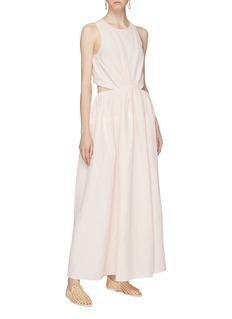 Jil Sander Cutout waist dress