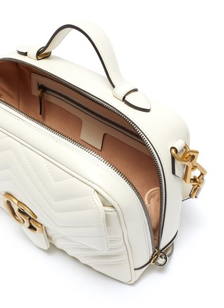 a156a378d98 Detail View - Click To Enlarge - Gucci -  GG Marmont  small matelassé  leather