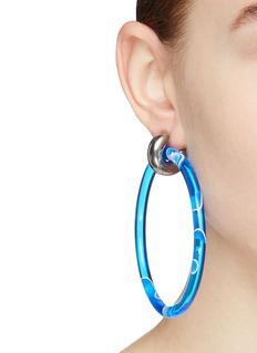 Balenciaga Small hoop earrings