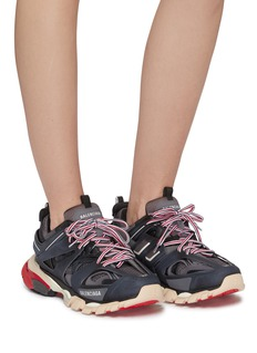 Balenciaga 'Track' caged patchwork sneakers