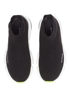 Balenciaga 'Speed' knit slip-on kids sneakers