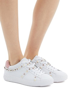 ASH 'Play S' strass stud leather sneakers