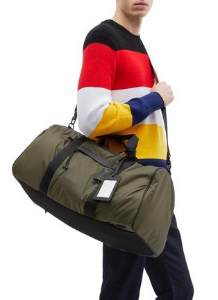 Figure View - Click To Enlarge - WANT LES ESSENTIELS - 'Stanfield' ECONYL® duffel bag