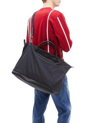 Figure View - Click To Enlarge - WANT Les Essentiels - 'Hartsfield' weekender tote bag