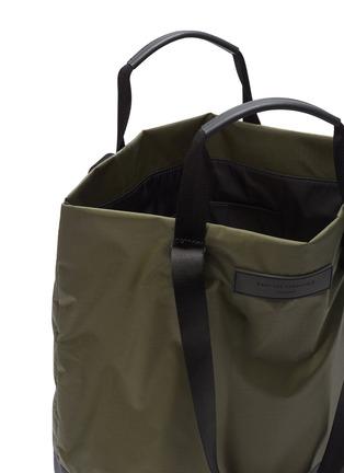 Detail View - Click To Enlarge - WANT Les Essentiels - 'Dayton' shopper tote bag