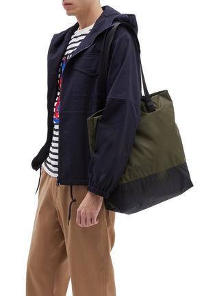 Front View - Click To Enlarge - WANT Les Essentiels - 'Dayton' shopper tote bag