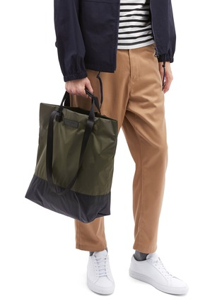 Figure View - Click To Enlarge - WANT Les Essentiels - 'Dayton' shopper tote bag