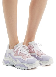 Ash 'Addict Bis' chunky outsole colourblock sneakers