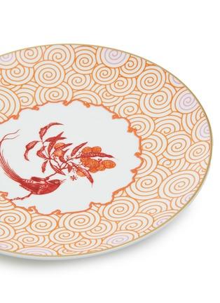 Detail View - Click To Enlarge - Bernardaud - Imperial Eden dessert plate set