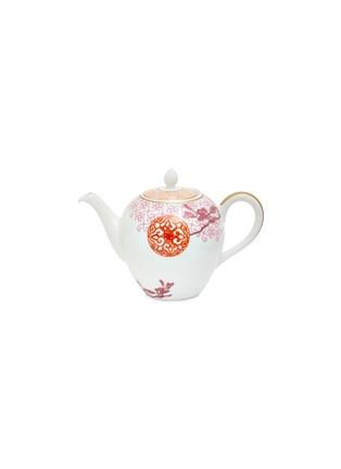 Main View - Click To Enlarge - Bernardaud - Imperial Eden teapot