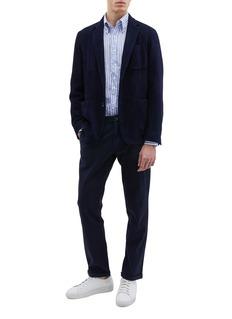 Lardini Stripe linen shirt