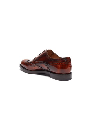 - CHRISTIAN KIMBER - Patent leather brogue Oxfords