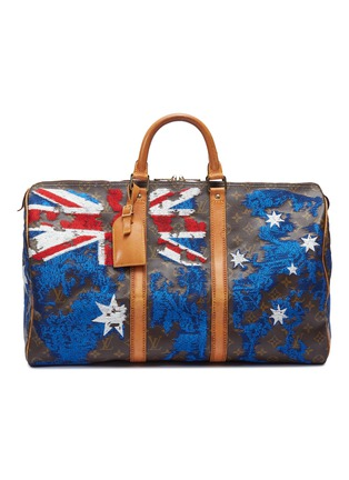 113f2d39a8b6 Main View - Click To Enlarge - Jay Ahr - Louis Vuitton Keepall 55 with  National