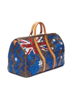Jay Ahr Louis Vuitton Keepall 55 with National Flag embroidery –Australia