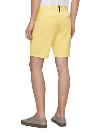 Back View - Click To Enlarge - rag & bone - Slim fit twill chino shorts