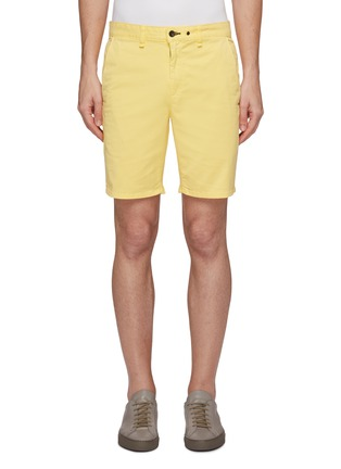Main View - Click To Enlarge - RAG & BONE - Slim fit twill chino shorts