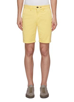 Main View - Click To Enlarge - rag & bone - Slim fit twill chino shorts