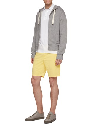 Figure View - Click To Enlarge - rag & bone - Slim fit twill chino shorts