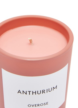 Detail View - Click To Enlarge - OVEROSE - Anthurium scented candle 220g