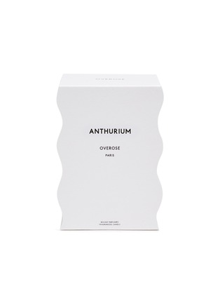 - OVEROSE - Anthurium scented candle 220g