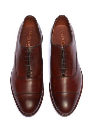 Detail View - Click To Enlarge - ALLEN EDMONDS - 'Park Avenue' leather Oxfords