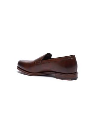 - ALLEN EDMONDS - 'Wooster Street' leather penny loafers
