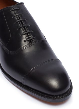 Detail View - Click To Enlarge - ALLEN EDMONDS - 'Park Avenue' leather Oxfords