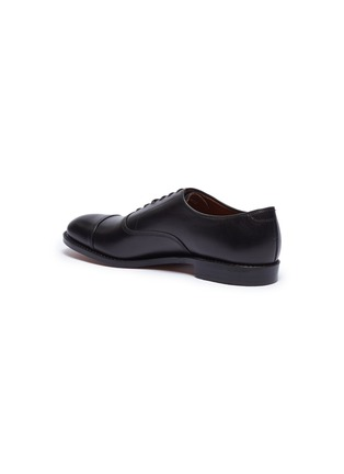 - ALLEN EDMONDS - 'Park Avenue' leather Oxfords