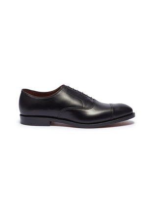 Main View - Click To Enlarge - ALLEN EDMONDS - 'Park Avenue' leather Oxfords