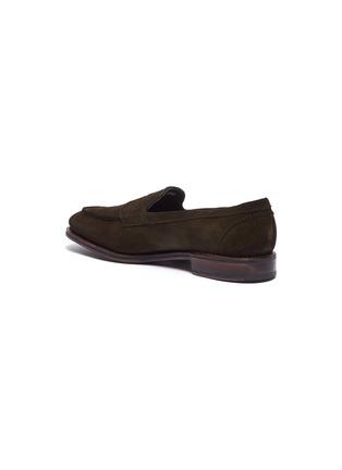 - ALLEN EDMONDS - 'Mercer Street' suede penny loafers