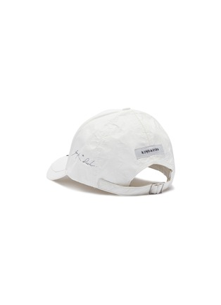 Figure View - Click To Enlarge - SMFK - x R!CH 'Gemini' star appliqué DuPont™ paper baseball cap
