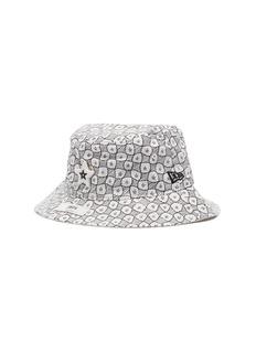 SMFK x New Era 'Crosstar' doodle print bucket hat