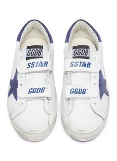 Golden Goose 'Old School' leather kids sneakers