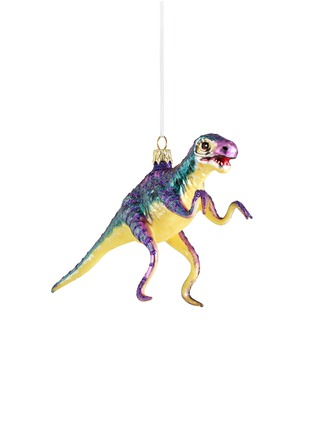 Main View - Click To Enlarge - CHRISTINA'S WORLD - Raptor Christmas ornament